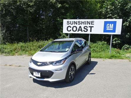 2020 Chevrolet Bolt EV Premier (Stk: EL126208) in Sechelt - Image 1 of 19