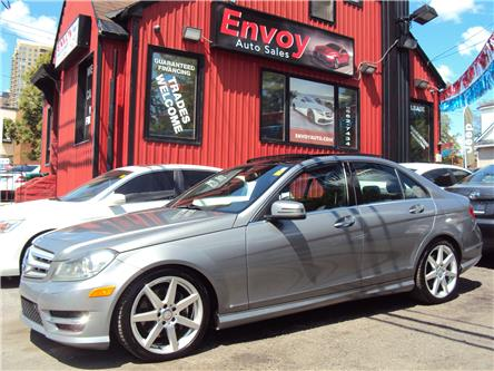 2013 Mercedes-Benz C-Class Base (Stk: ) in Ottawa - Image 1 of 30