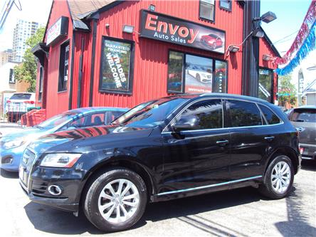 2015 Audi Q5 2.0T Progressiv (Stk: ) in Ottawa - Image 1 of 28