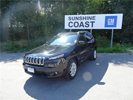 2016 Jeep Cherokee North (Stk: SC0173A) in Sechelt - Image 1 of 21