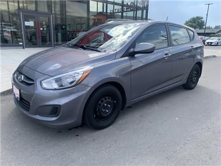 2016 Hyundai Accent GL (Stk: T19377A) in Kamloops - Image 1 of 23