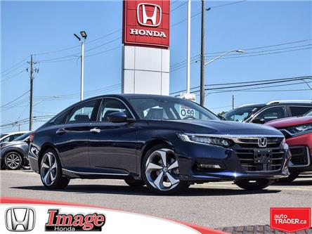 2020 Honda Accord Touring 1.5T (Stk: 10A514) in Hamilton - Image 1 of 22