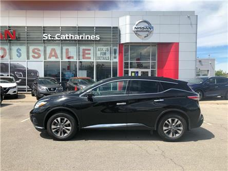 2015 Nissan Murano  (Stk: P2717) in St. Catharines - Image 1 of 8