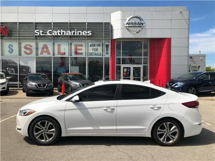 2018 Hyundai Elantra  (Stk: P2738) in St. Catharines - Image 1 of 8