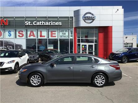 2018 Nissan Altima  (Stk: P2463A) in St. Catharines - Image 1 of 8