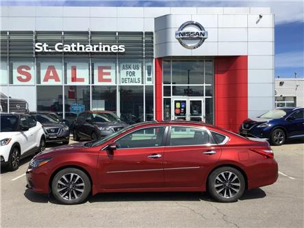 2016 Nissan Altima  (Stk: P2670B) in St. Catharines - Image 1 of 8