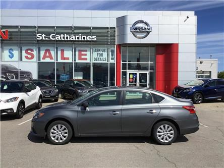 2017 Nissan Sentra  (Stk: SSP328) in St. Catharines - Image 1 of 8