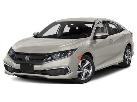 2020 Honda Civic LX (Stk: K0877) in London - Image 1 of 9