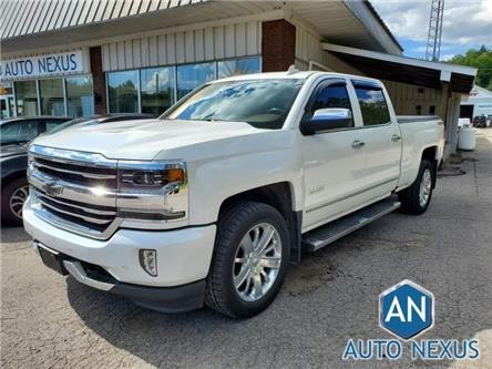 2017 Chevrolet Silverado 1500 High Country (Stk: 20-302) in Bancroft - Image 1 of 12