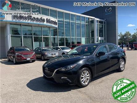 2016 Mazda Mazda3 GS (Stk: 14487) in Newmarket - Image 1 of 9
