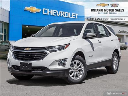 2020 Chevrolet Equinox LS (Stk: 0245746) in Oshawa - Image 1 of 18