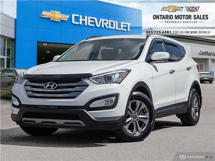 2015 Hyundai Santa Fe Sport 2.4 Luxury (Stk: 13619A) in Oshawa - Image 1 of 36