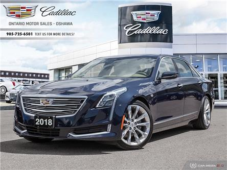 2018 Cadillac CT6 3.0L Twin Turbo Platinum (Stk: 13632A) in Oshawa - Image 1 of 36