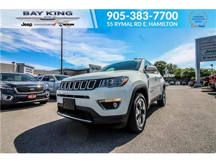 2019 Jeep Compass Limited (Stk: 7102) in Hamilton - Image 1 of 21