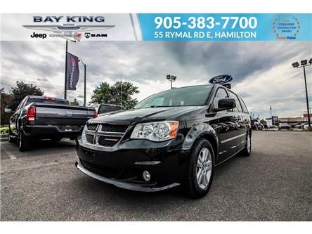 2013 Dodge Grand Caravan Crew (Stk: 203529A) in Hamilton - Image 1 of 22