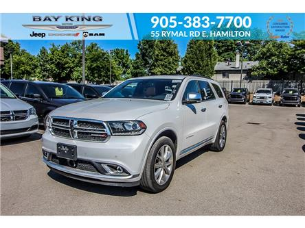 2019 Dodge Durango Citadel (Stk: 7106) in Hamilton - Image 1 of 29