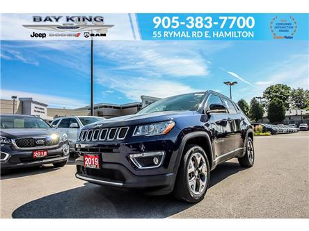 2019 Jeep Compass Limited (Stk: 7094) in Hamilton - Image 1 of 22