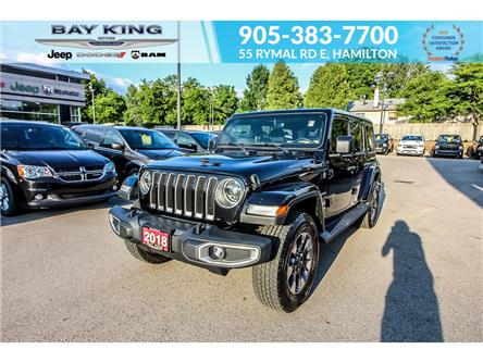 2018 Jeep Wrangler Unlimited  (Stk: 207592A) in Hamilton - Image 1 of 23