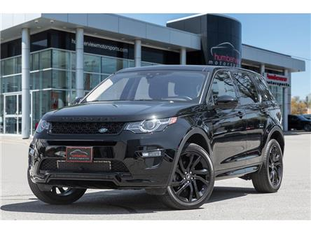 2017 Land Rover Discovery Sport HSE LUXURY (Stk: 20HMS786) in Mississauga - Image 1 of 22