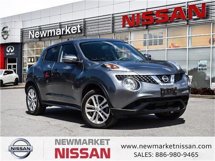 2016 Nissan Juke SV (Stk: UN1120) in Newmarket - Image 1 of 19