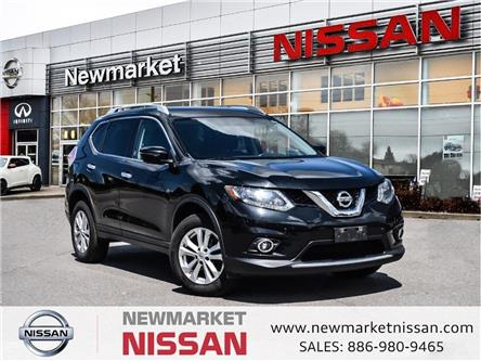 2016 Nissan Rogue SV (Stk: 19Q174A) in Newmarket - Image 1 of 13