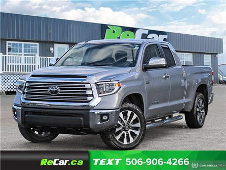 2018 Toyota Tundra Limited 5.7L V8 (Stk: 200816A) in Fredericton - Image 1 of 22