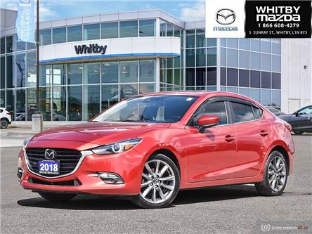 2018 Mazda Mazda3 GT (Stk: P17614) in Whitby - Image 1 of 26