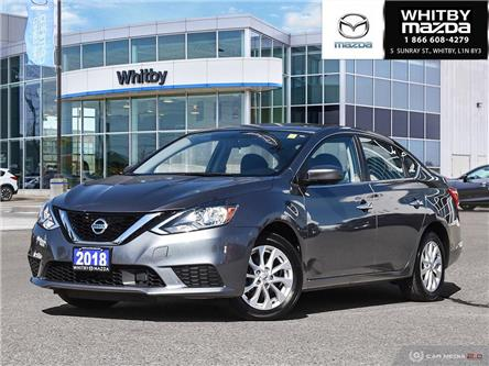 2018 Nissan Sentra 1.8 SV (Stk: 2415A) in Whitby - Image 1 of 26