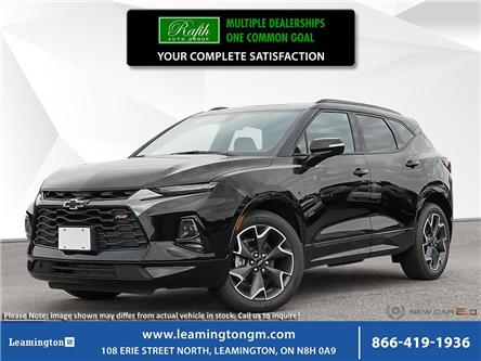 2020 Chevrolet Blazer RS (Stk: 20-467) in Leamington - Image 1 of 14