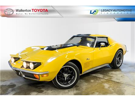 1972 Chevrolet Corvette Stingray (Stk: ) in Walkerton - Image 1 of 14