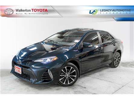 2019 Toyota Corolla SE (Stk: PL081) in Walkerton - Image 1 of 18