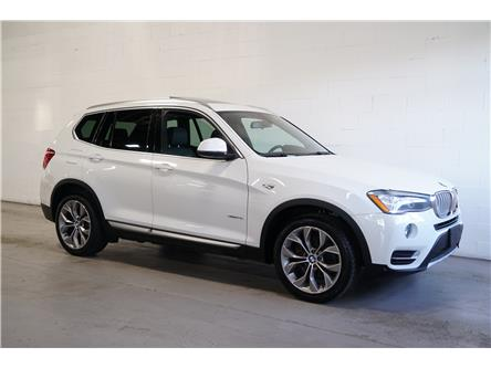 2016 BMW X3 xDrive28i (Stk: D90653) in Vaughan - Image 1 of 30