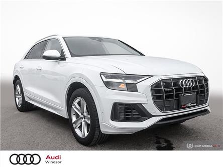 2019 Audi Q8 55 Progressiv (Stk: 9597) in Windsor - Image 1 of 30