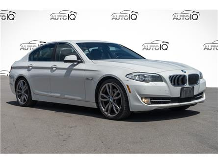 2013 BMW 535i xDrive (Stk: 43797AUX) in Innisfil - Image 1 of 20