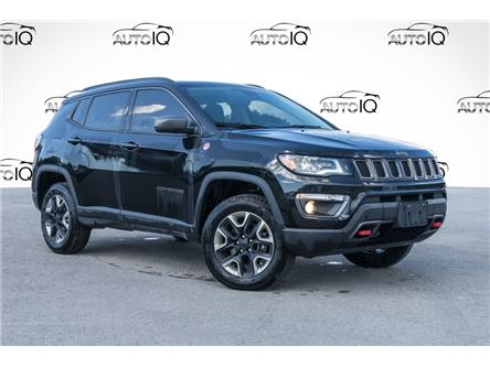 2018 Jeep Compass Trailhawk (Stk: 27610U) in Barrie - Image 1 of 27