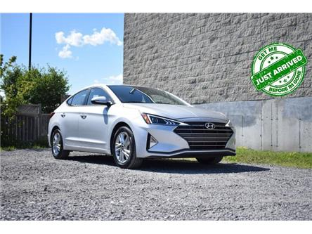2020 Hyundai Elantra Preferred (Stk: B6079) in Kingston - Image 1 of 27