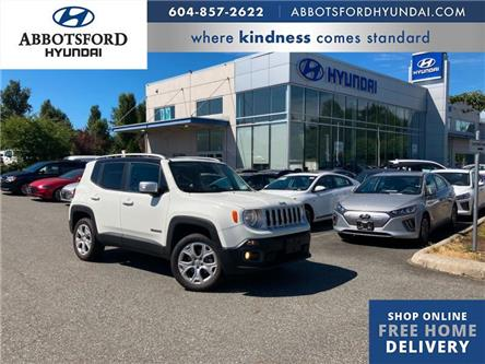 2016 Jeep Renegade Limited (Stk: LF242403A) in Abbotsford - Image 1 of 30