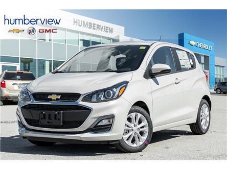 2020 Chevrolet Spark 1LT CVT (Stk: 20SK033) in Toronto - Image 1 of 18