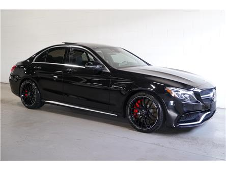 2017 Mercedes-Benz AMG C 63 S (Stk: 199165) in Vaughan - Image 1 of 30