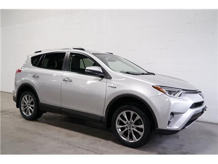 2016 Toyota RAV4 Hybrid Limited (Stk: A010471) in Vaughan - Image 1 of 26