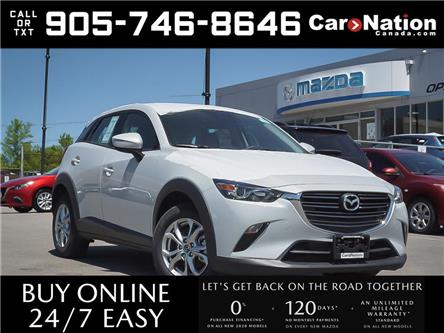2020 Mazda CX-3 GS (Stk: HN2433) in Hamilton - Image 1 of 24