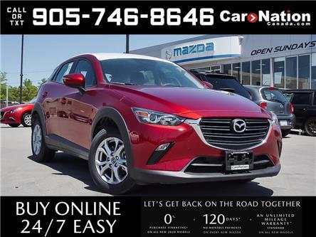2020 Mazda CX-3 GS (Stk: HN2602) in Hamilton - Image 1 of 27