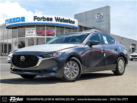 2020 Mazda Mazda3 GS (Stk: A7001) in Waterloo - Image 1 of 14