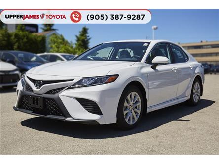 2020 Toyota Camry SE (Stk: 200757) in Hamilton - Image 1 of 17
