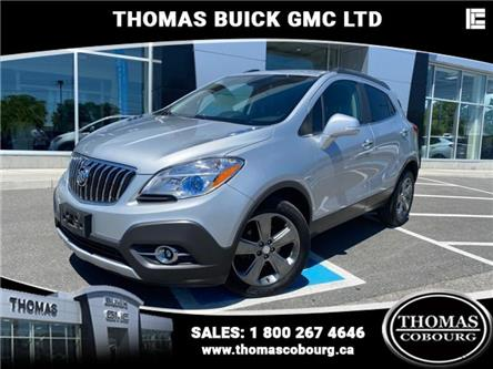 2014 Buick Encore Convenience (Stk: UT63933) in Cobourg - Image 1 of 18
