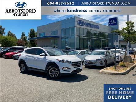 2018 Hyundai Tucson SE (Stk: AH9114) in Abbotsford - Image 1 of 28