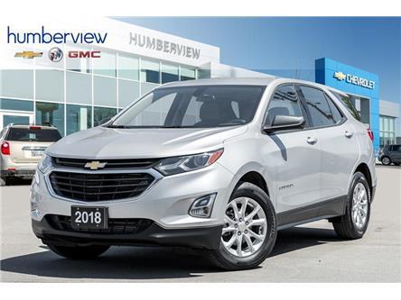 2018 Chevrolet Equinox LS (Stk: 20EQ144A) in Toronto - Image 1 of 20