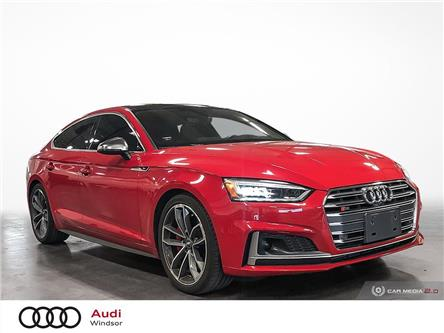 2018 Audi S5 3.0T Technik (Stk: 9962A) in Windsor - Image 1 of 30