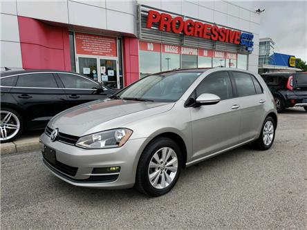 2016 Volkswagen Golf 1.8 TSI Comfortline (Stk: GM068374) in Sarnia - Image 1 of 24