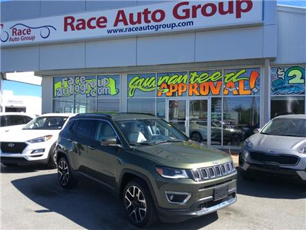 2019 Jeep Compass Limited (Stk: 17580) in Dartmouth - Image 1 of 19